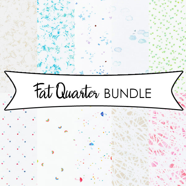 A Little Rain Fat Quarter Bundle