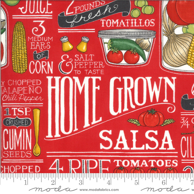 Homegrown Salsa Recipe Tomato