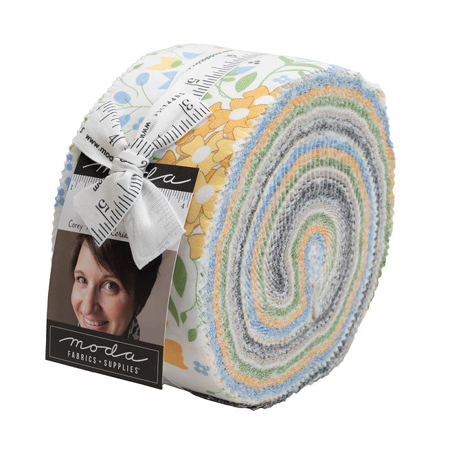 Spring Brook Jelly Roll from Moda