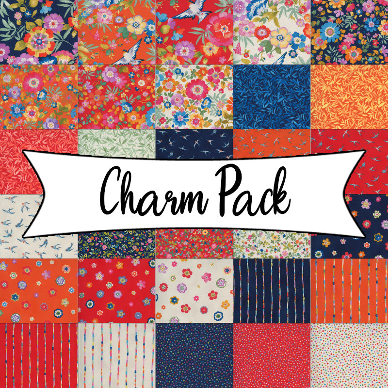 Lulu Charm Pack from Moda