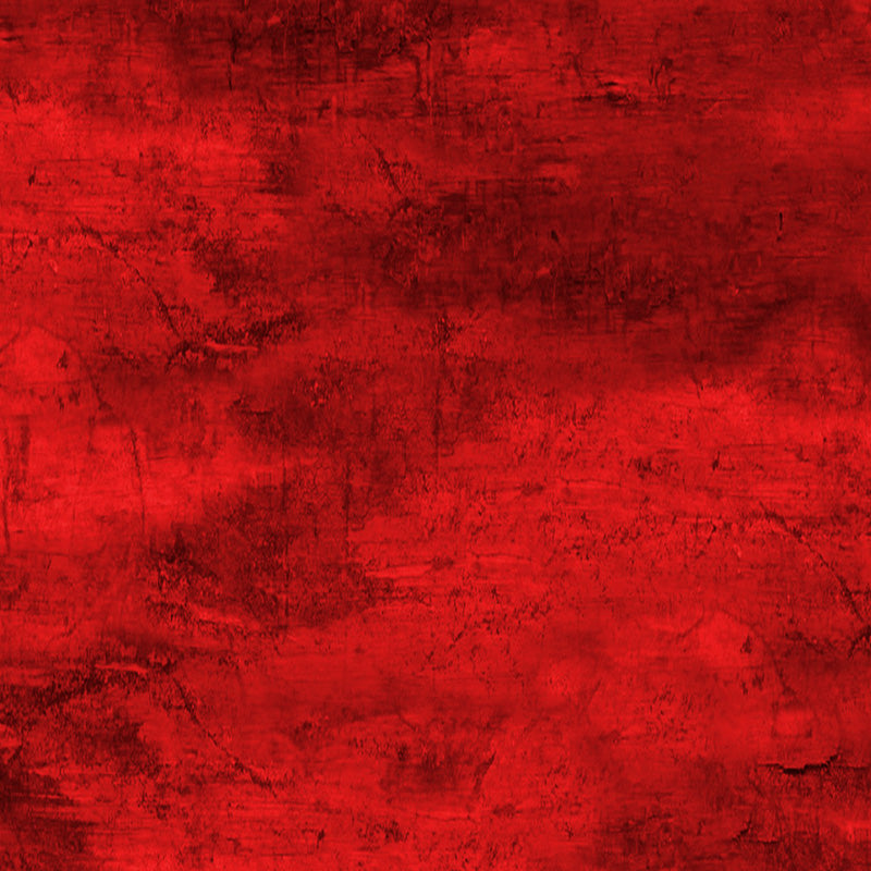 Cabin Welcome Home Flannel Forest Texture Red