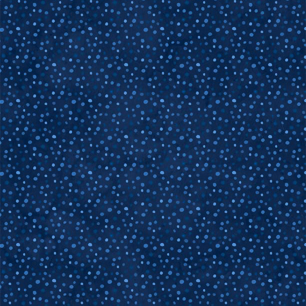 Essentials Petite Dots Navy