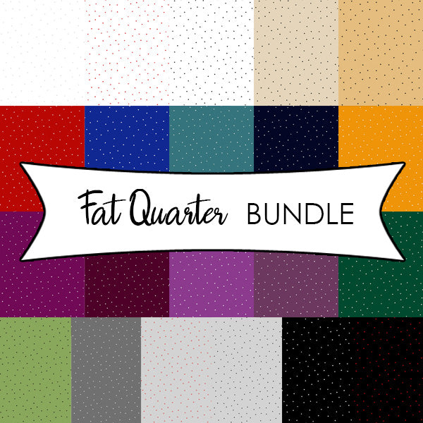 Essentials Pindots Fat Quarter Bundle