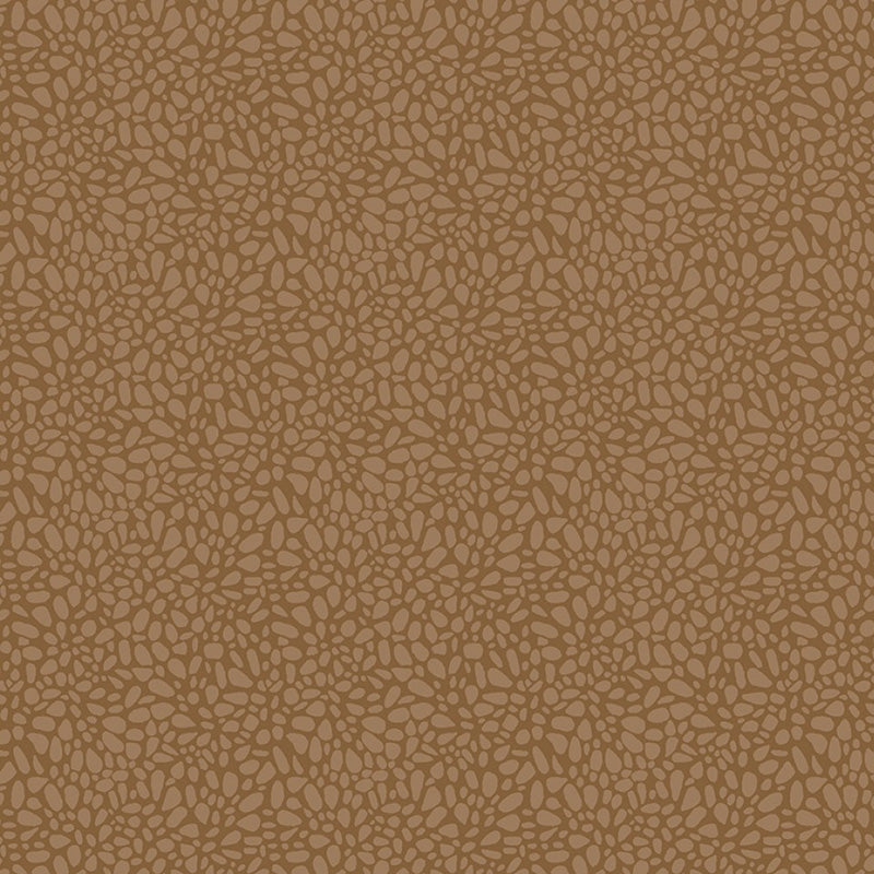 Sandalwood Pebble Dots Medium Dark Brown