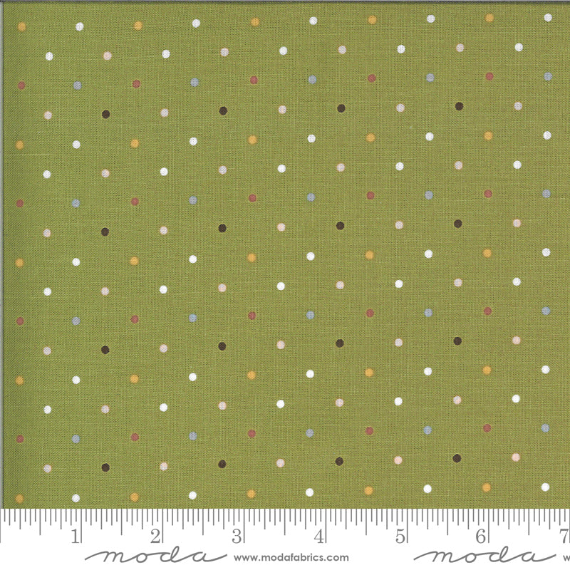 Folktale Magic Dot Olive
