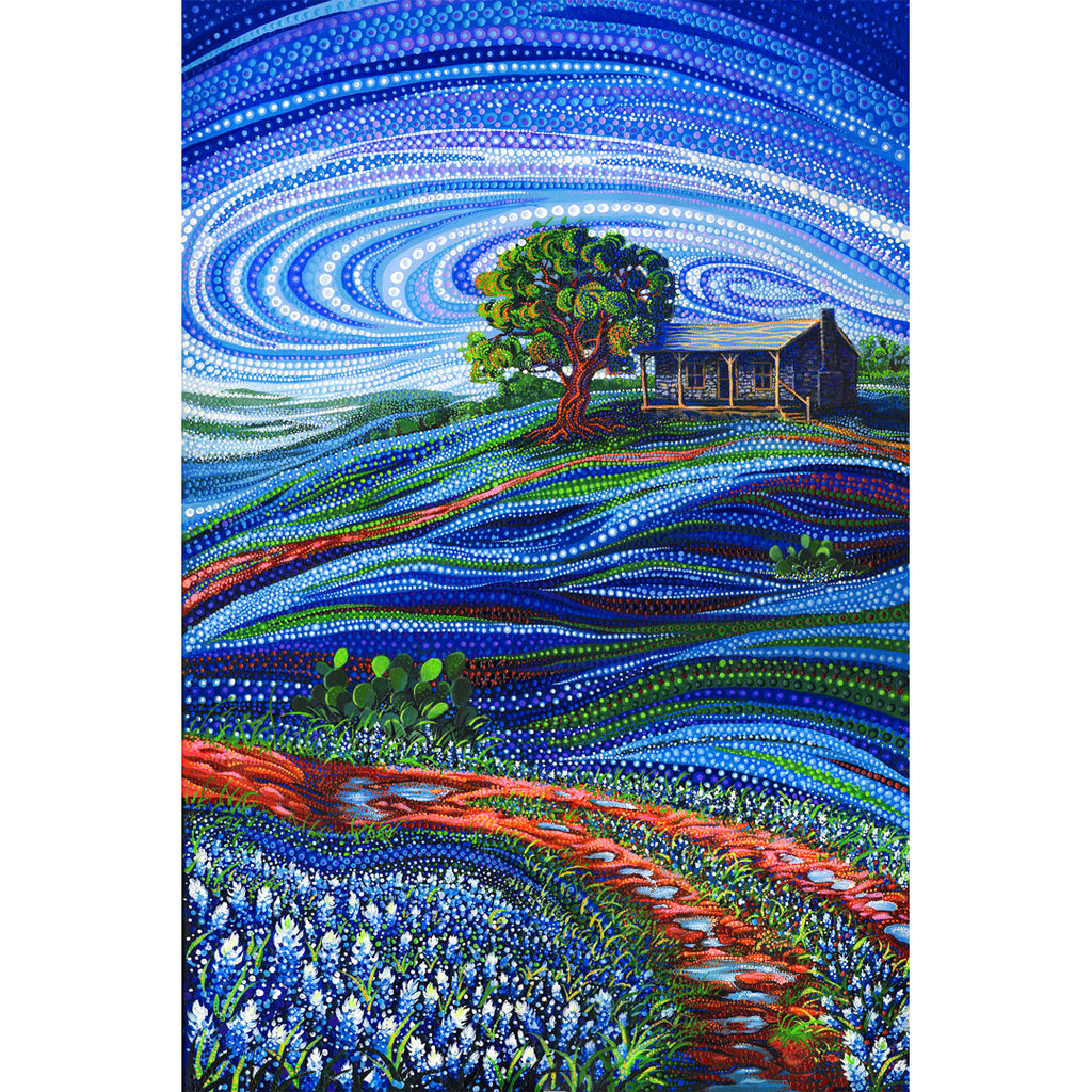 "Dreamscapes 28"" The Home Place Multi Panel"