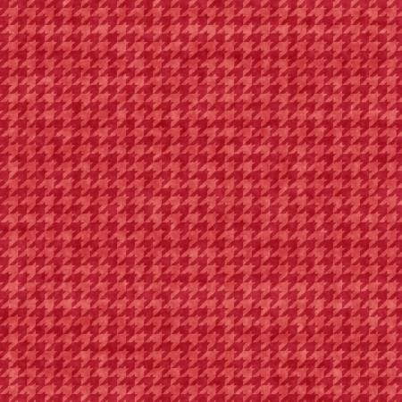 Houndstooth Basics Rose