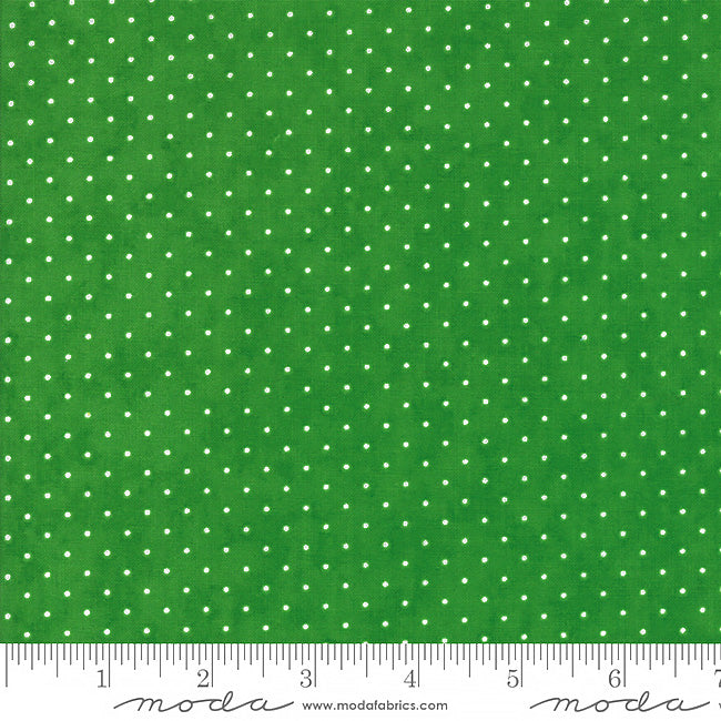 Essential Dots Kelly Green
