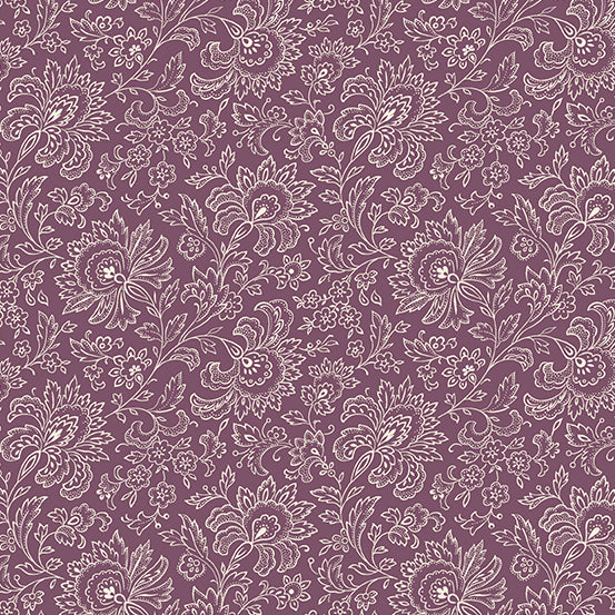 French Chateau Paisley Imperial