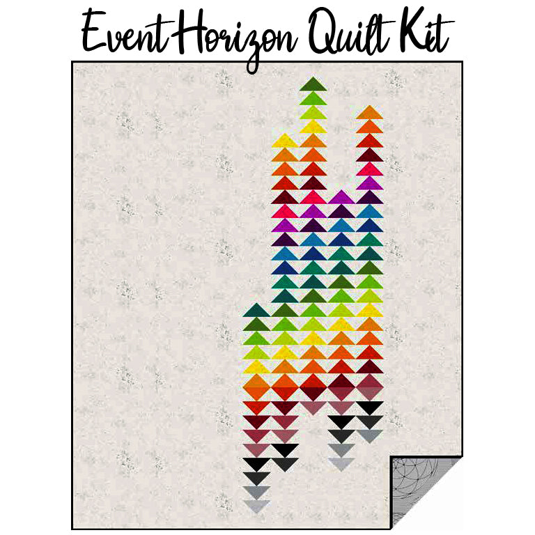 Event Horizon Quilt Kit with Spectrastatic