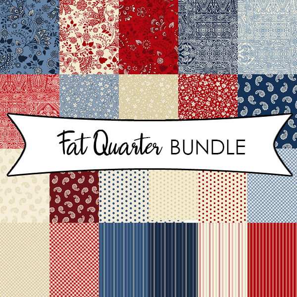 Apple Pie Fat Quarter Bundle