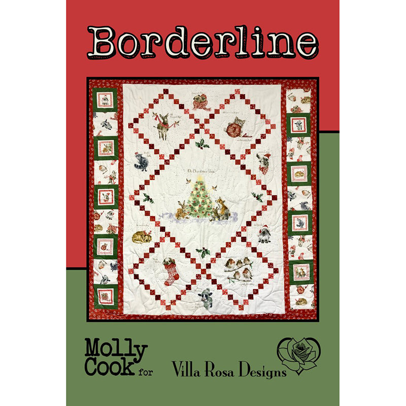 Borderline Quilt Pattern