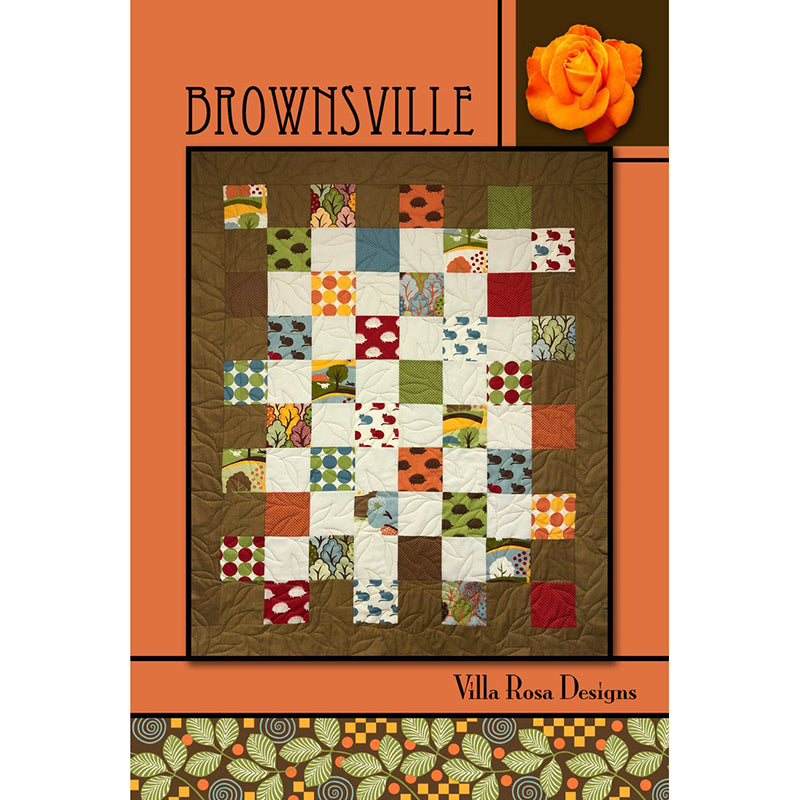 Brownsville Quilt Pattern