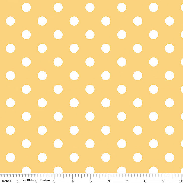 Notting Hill Dots Yellow