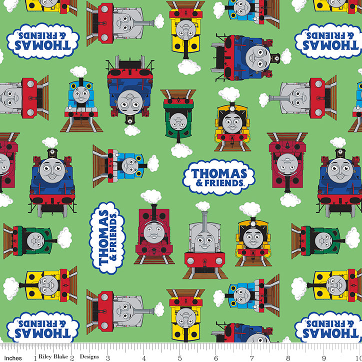 Thomas & Friends Friends Green