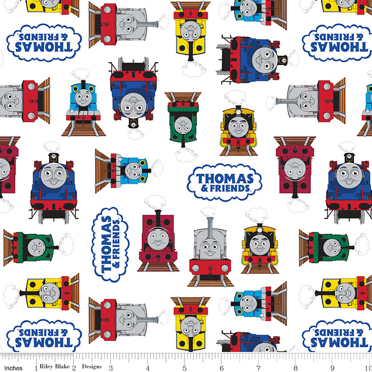 Thomas & Friends Friends White