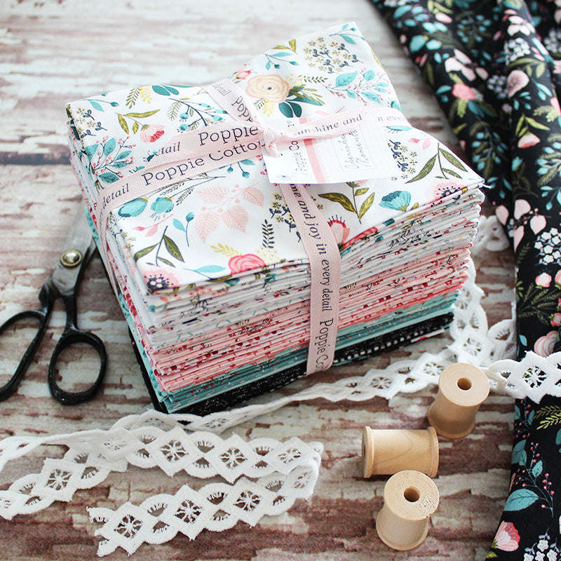 Cherished Moments Fat Quarter Bundle