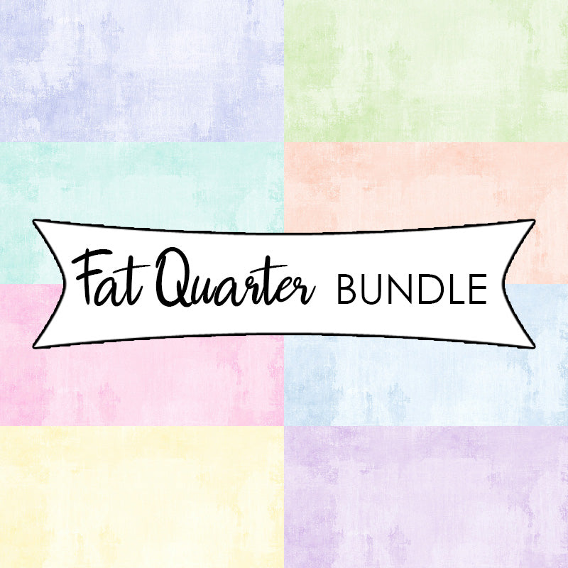 Essentials Dry Brush (New Colors) Fat Quarter Bundle from Wilmington