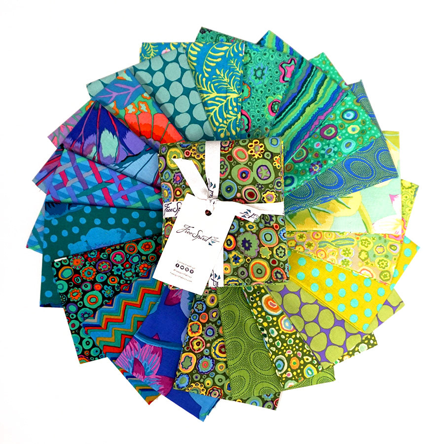 Kaffe Fassett Collective Classics Island Punch Fat Quarter Bundle