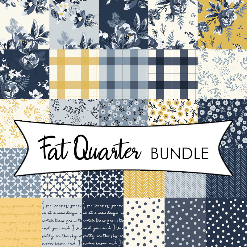 Gingham Foundry Fat Quarter Bundle from Riley Blake