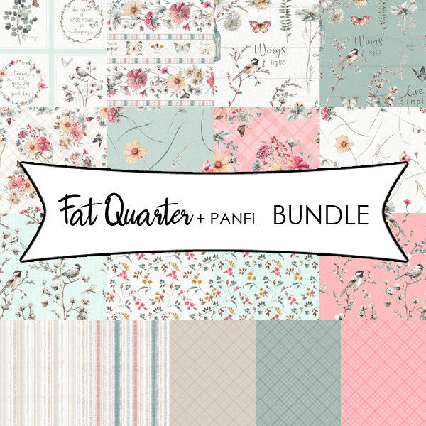 A Country Weekend Fat Quarter + Panel Bundle