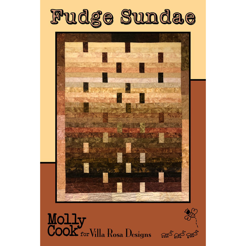 Fudge Sundae Quilt Pattern