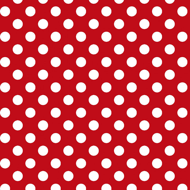 KimberBell Dots Red