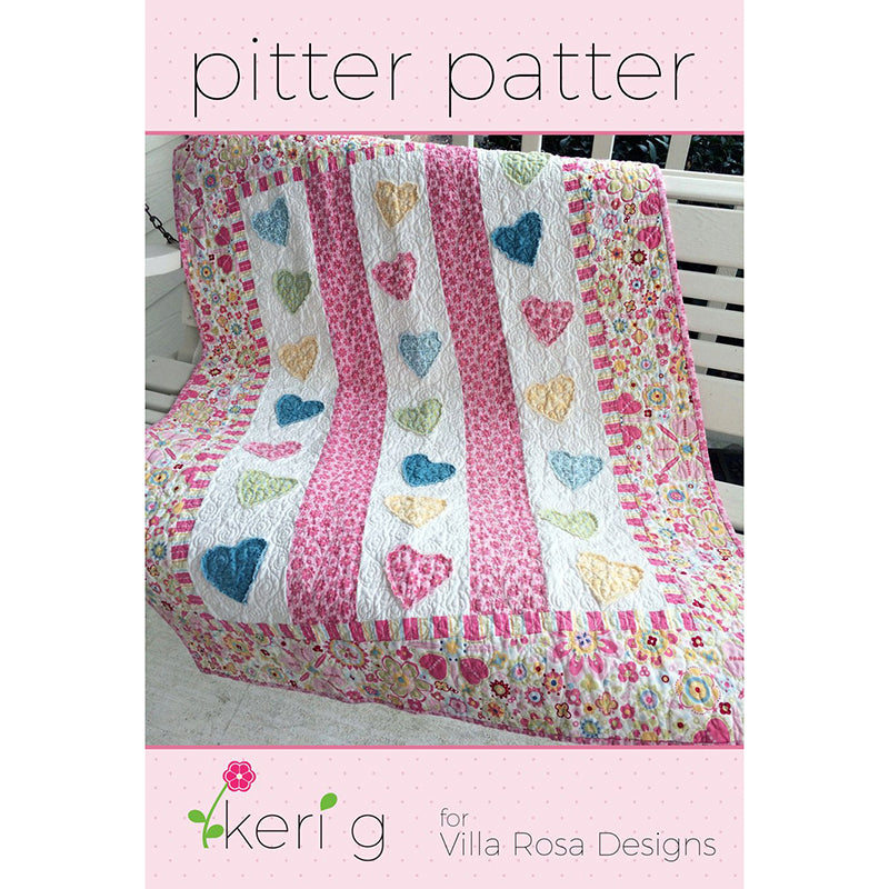 Pitter Patter Quilt Pattern