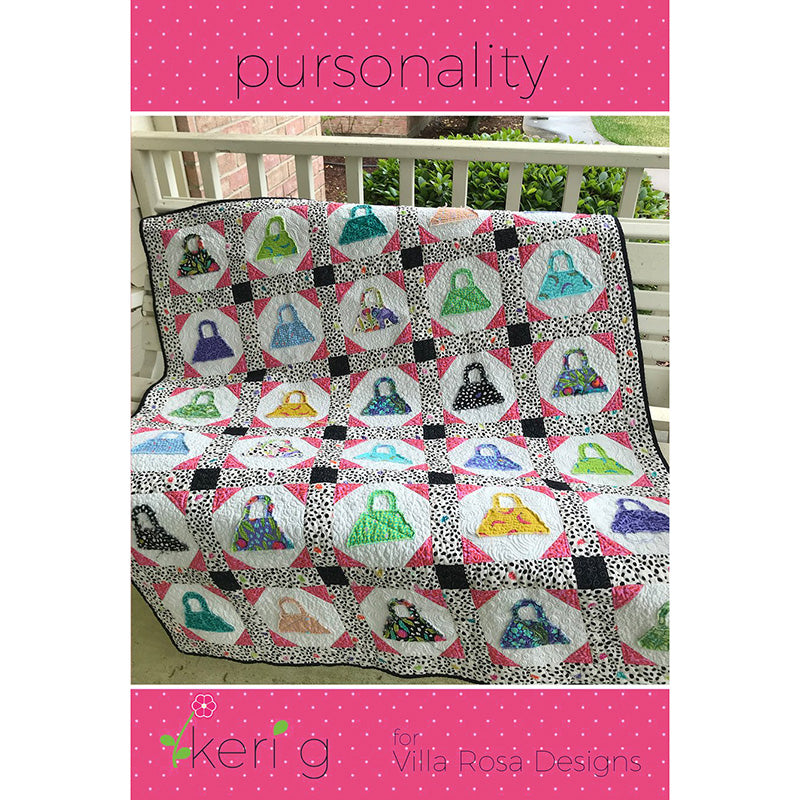 Pursonality Quilt Pattern