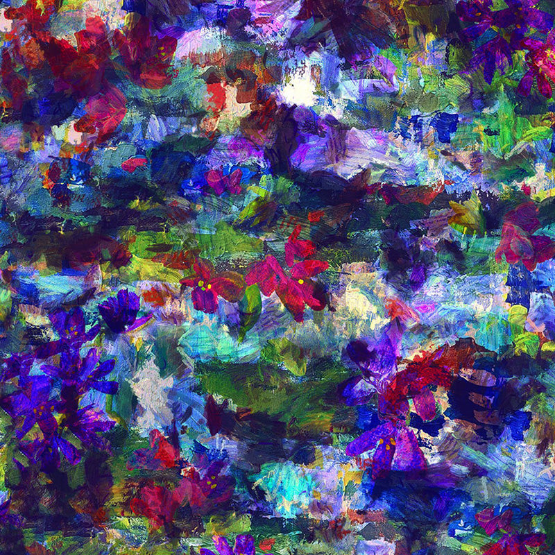 Paint Impressions Zinnia Painted Floral