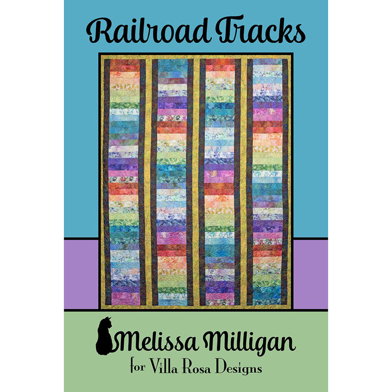 Railroad Tracks Quilt Pattern