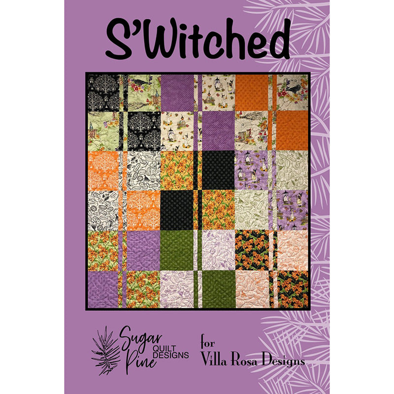 S'Witched Quilt Pattern