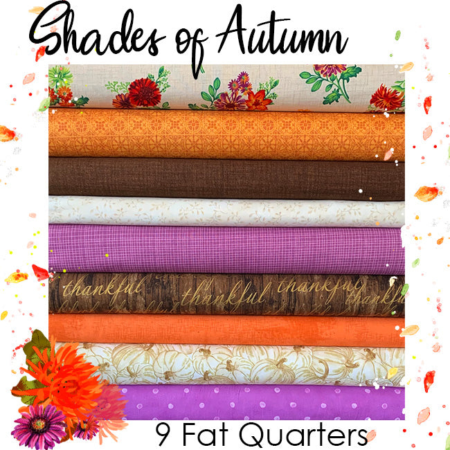 Shades of Autumn Friday Bundle from FWFS