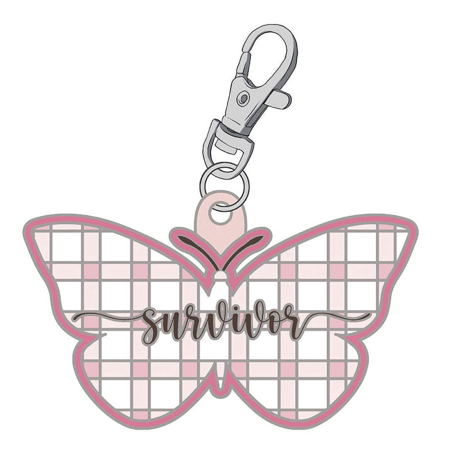 Hope in Bloom Butterfly Charm