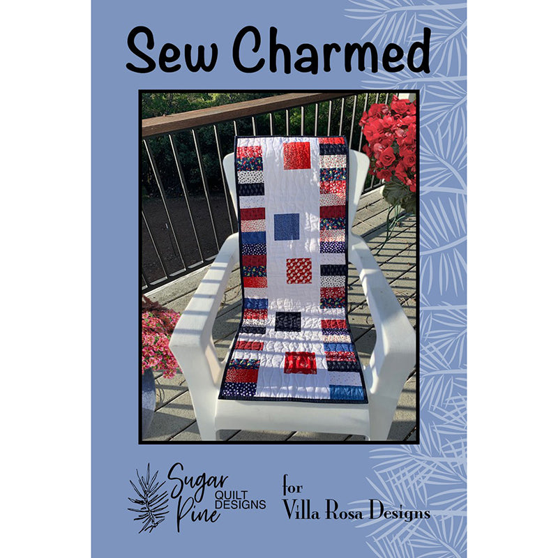 Sew Charmed Table Runner Pattern