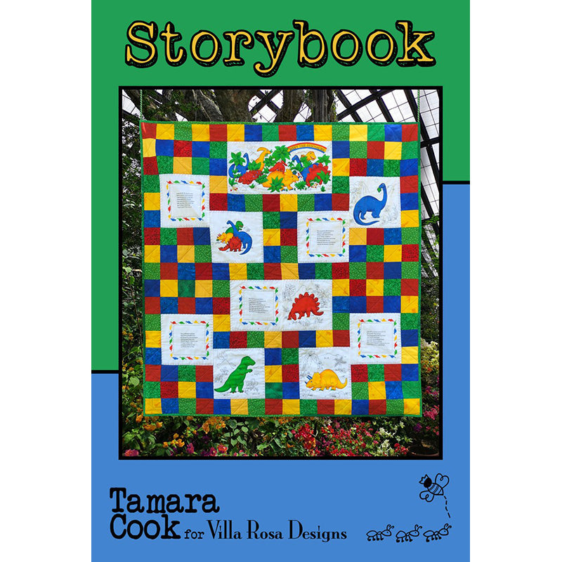 Storybook Quilt Pattern