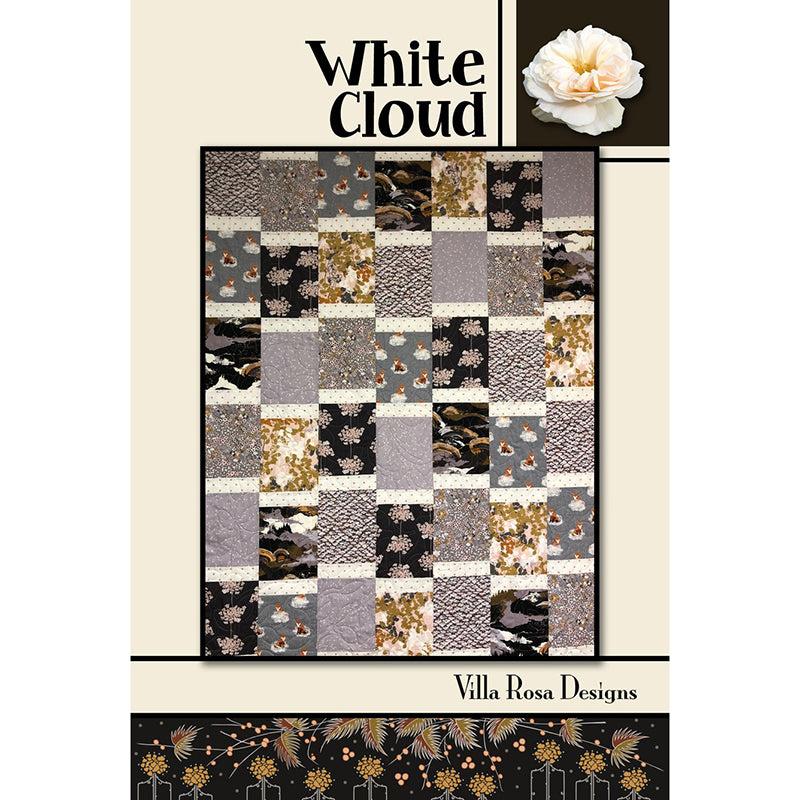 White Cloud Quilt Pattern