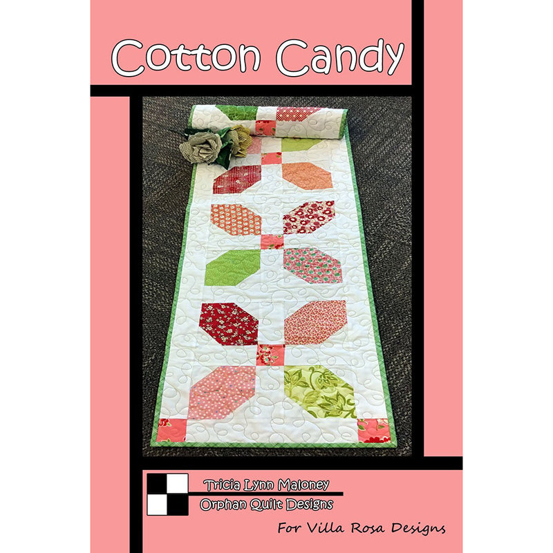 Cotton Candy Quilt Pattern