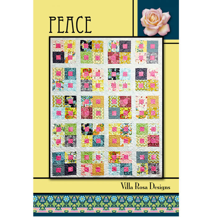 Peace Quilt Pattern