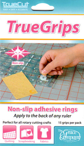 TrueGrips Non-Slip Adhesive Rings from TruCut