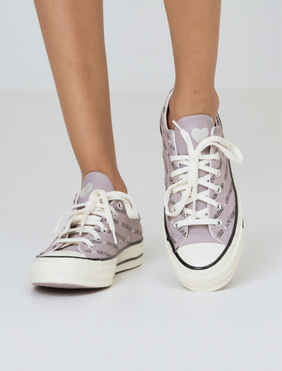 CHUCK-TAYLOR'70 LOVE LEATHER FEARLESSLY - GAYAKU ONLINE