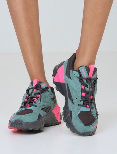 AZTREK DOUBLE MIX-TRAIL GREEN - GAYAKU ONLINE