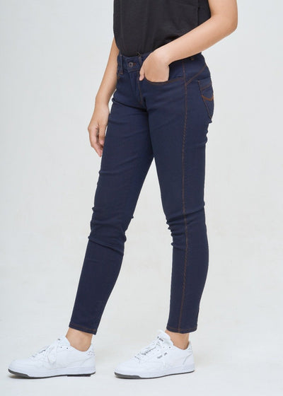 LOW RISE CLORA JEANS - SKINY FIT JEANS - BUY JEANS - BQ COLLECTION