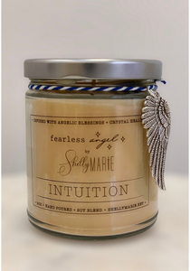 Fearless Angel Vanilla Scented Candle