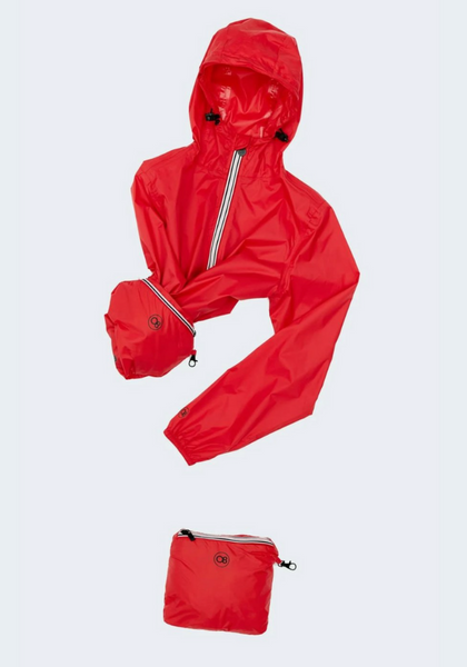 Packable Windbreaker Jacket