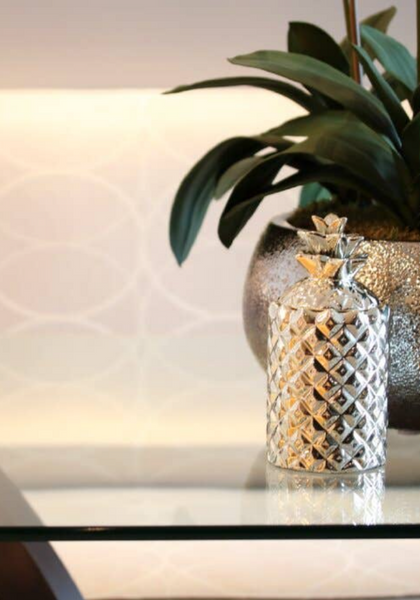 Champagne Pineapple Candle