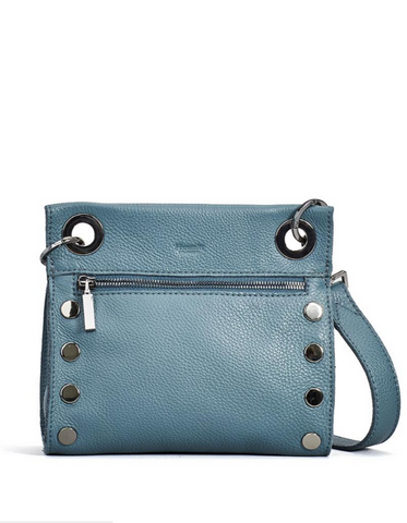 Tony Small Crossbody Tahoe Gunmetal