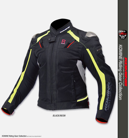 Motorcycle protection equipment jacket - Eatan