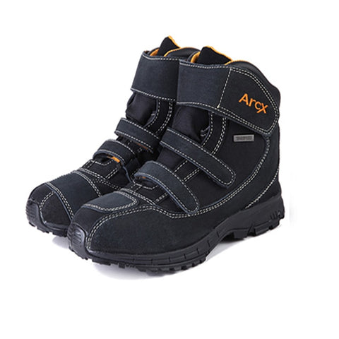 Brand ARCX Men And Women Motorcycle Boots Motocross Racing Riding Protective Breathable Leather Botas Moto Highway Racing Shoes - Eatan