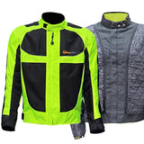 Riding Tribe winter Motorcycle Jacket - Eatan